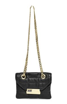HAYDEN-HARNETT 'Mini Bree' Quilted Leather Crossbody Bag available at #Nordstrom $198