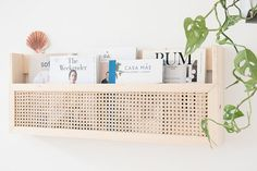 DIY (Ikea hack) rattan bead head by September Edit Ikea Diy, Diy Furniture Plans, Living Room Decor Apartment, Cool Diy Projects, Ikea Hack, Furniture Plans, Wood Diy, Home Diy, Appartment Decor