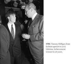 Young Hilfiger....Circa 1986