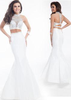 e8d41bd3d5b Rachel Allan 6870 Sparkly Mermaid Gown