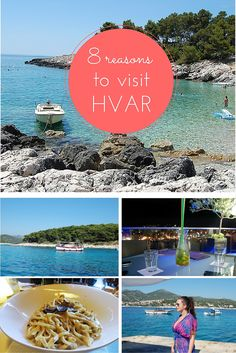 8 reasons why you MUST visit Hvar in Croatia!