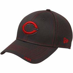 84e58ffec55 New Era Cincinnati Reds Neo 39THIRTY Stretch Fit Hat  reds  cincinnati  mlb  Cincinnati
