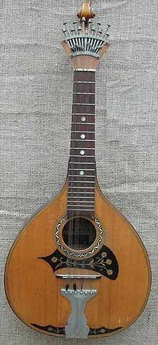 Home Fado mandolin Gallery