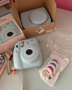 Instax Mini 9, Fujifilm Instax Mini, Polaroid Camera Instax, Iphone Life Hacks, Cute Camera, Wallpaper Iphone Cute, Coque Iphone, Camera Accessories, Mini Photo