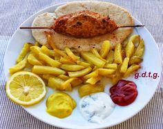 Το Ελληνικό Χρέος στη Γαστρονομία: Κεμπάπ με Κιμά Κοτόπουλου