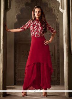 Divine Georgette Punjabi Suit Model: YOS7060