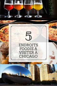 #chicago #visiter #travel #foodie #voyage #tourisme #choseàfaire #thingtodo #choosechicago #chicagohome #usa #tourisme Chicago, Things To Do, Restaurants, Usa, Travel, Tourism, Things To Make, Viajes, Trips