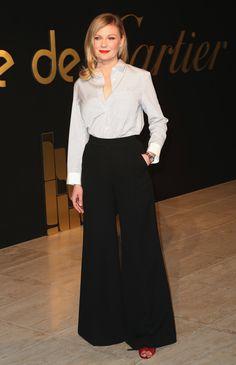 Actor Kirsten Dunst attends Panthere De Cartier Party In LA at Milk Studios on May 5, 2017 in Los Angeles, California.