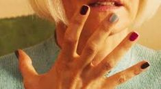Image result for diane twin peaks nails