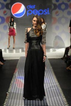 Diet Pepsi Style Studio Fashion Show Presented By Simon Doonan, Designer: Genoveva Christoff