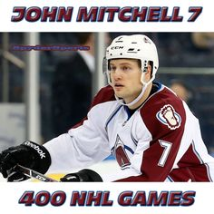John Mitchell Reaches 400 NHL Games | Spyder Sports Lounge