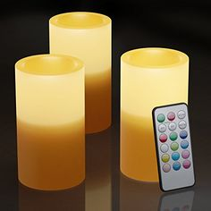 Flameless Candles With Timer and Remote - Real Looking Fl... https://www.amazon.com/dp/B00Q1VDLIA/ref=cm_sw_r_pi_dp_x_zxu6xbK211K4A