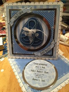 Handmade cards by Gail Wolfe