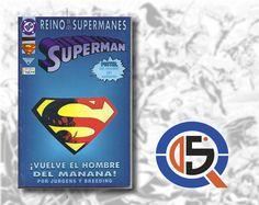 SUPERMAN REINO DE LOS SUPERMANES  VOL. 4 $ 100.00 www.facebook.com/La5aDimension/