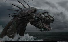 CGTalk - Sea Dragon, Nick Pill (3D)