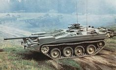 army The Stridsvagn 103 (Strv 103), also known as the S-Tank, was a Swedish post-war main battle tank.