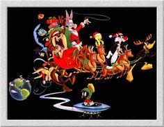 LadyJam - Looney Tunes  Merry Christmas