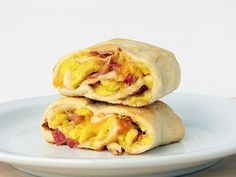 Crescent Breakfast Roll-Ups | 29 Incredibly Easy Things You Can Make With Crescent Roll Dough