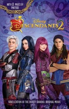 Disney Descendants 2: The Novelization