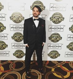 Ghost Adventures: Jay Wasley scrubs up nicely...