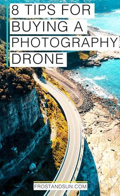 Aerial photography drone : Get awesome aerial photos with a drone. Here are 8 tips for buying your first photography drone.