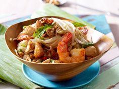 Thailändische Rezepte - die Küche Südostasiens - phat-thai  Rezept