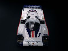 Winner of Le Mans 1982 Porsche 956 LH For more...
