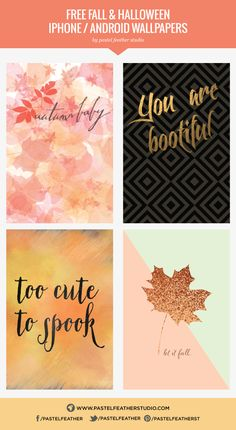 Fall Smartphone wallpapers