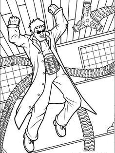 spiderman 38 dibujos faciles para dibujar para niños