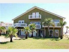 House vacation rental in Pensacola Beach from VRBO.com! #vacation #rental #travel #vrbo $3000  Sleeps 12  POOL