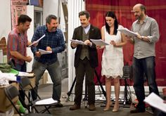 Rehearsal! from PAUL F. TOMPKINS IS ONLINE