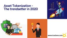 Convert your Traditional Assets => Digitalized Tokenization with the help of icoclone. Start your business in the trendsetter concept of Asset tokenization and enlarge your crypto business instantly. Check out this link and learn more... #cryptocurrency #cryptonews #assettokenization #assets #typesofsecuritytoken #tokenization #securitytoken #STO #entrepreneurs #startups #cryptotrading #blockchain #ethereum #realestate #tokensale #fundraising #crowdsale Security Token, Link And Learn, Blockchain, Cryptocurrency, Fundraising, The Help, Concept, Startups, Learning