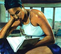 pintura de Joseph Campbell