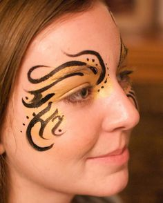 Face Paint Desing - Face Paint ideas - Face Painting