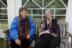Angie Palmer and Majella Taylor