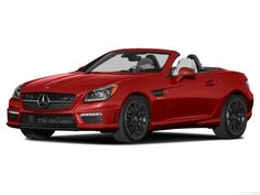 2014 Mercedes-Benz SLK55 AMG Convertible | Long Island City