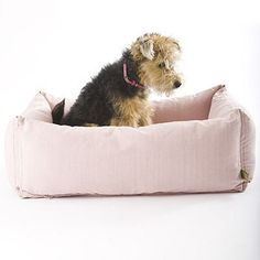 Classic Dog Bed by Mungo & Maud