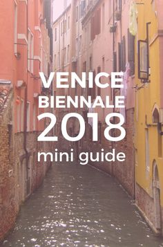 The Venice Architecture Biennale 2018 will take place from May to November The Venice Biennale 2018 theme is Freespace. Here is the date and ticket information you need to plan your visit to La Bienale di Venezia. Italy Travel Tips, Europe Travel Guide, Travel Guides, Venice Biennale, Beautiful Places To Visit, Weekend Trips, Amalfi Coast, European Travel, Venice Italy