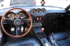 1971 Datsun 240Z For Sale Interior