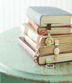 Jewellery bookmarks