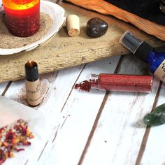 Wicca Nymph Nectar Incense for Soul Love, Friskiness & Peace, Witchcraft Essential Oil Blend, Great Gift for Brides, Love Magic Ritual Tools