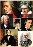 Ciudad de la música. Web con videos y audios de las piezas más importantes de los más famosos compositores y directores