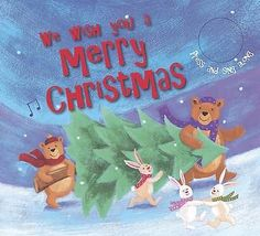 We Wish You a Merry Christmas Book