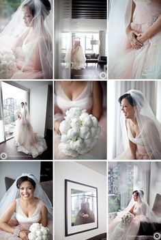 Beautiful in blush at Thompson Toronto Hotel
