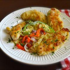 Olive Garden Chicken Scampi.....I'm changing the chicken to shrimp!  Yum!!!!