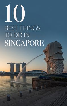 Discover the best things to do in Singapore, including the Gardens by the Bay, Chinatown, Sentosa Island and so much more, in this travel guide.