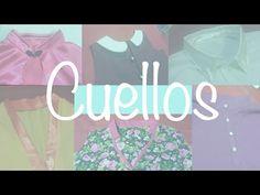 Cuellos y escotes - Tutorial - YouTube