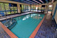 Centrepoint Resort Surfers Paradise - Indoor heated swimming pool - Surfers Paradise Holiday Apartments