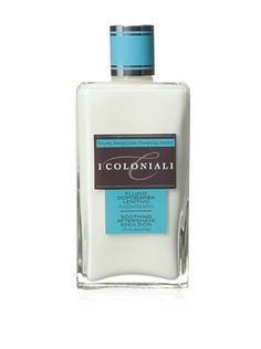 44% OFF I Coloniali Soothing Aftershave Emulsion with Rhubarb, 3.3 fl. oz.