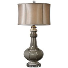 Uttermost Racimo Gray Table Lamp 27427-1